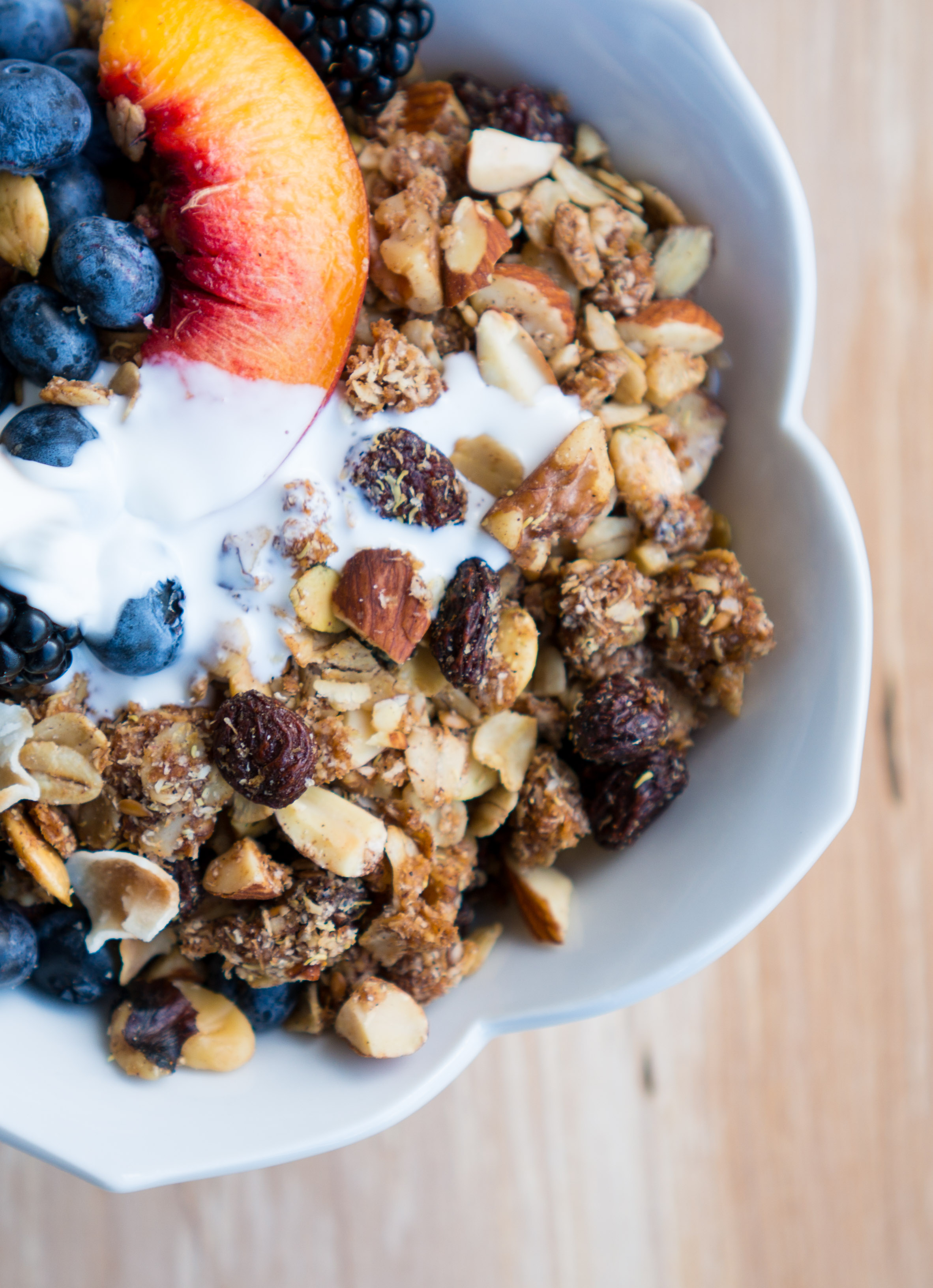 how to make your own breakfast granola