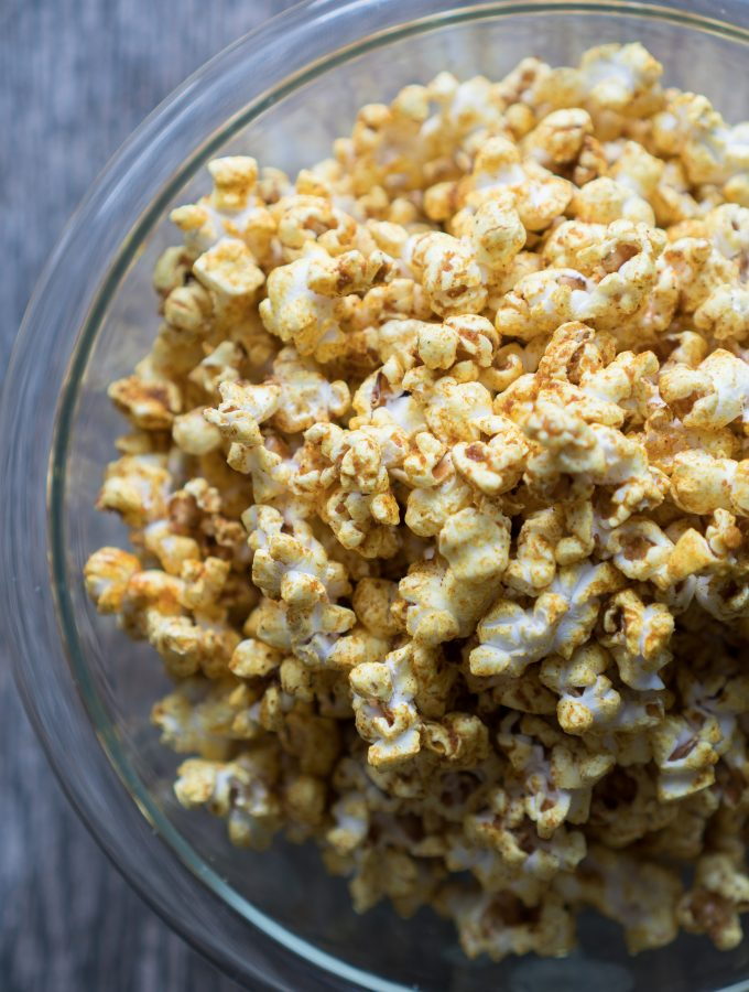 Sweet and Salty Curry Popcorn Spices
