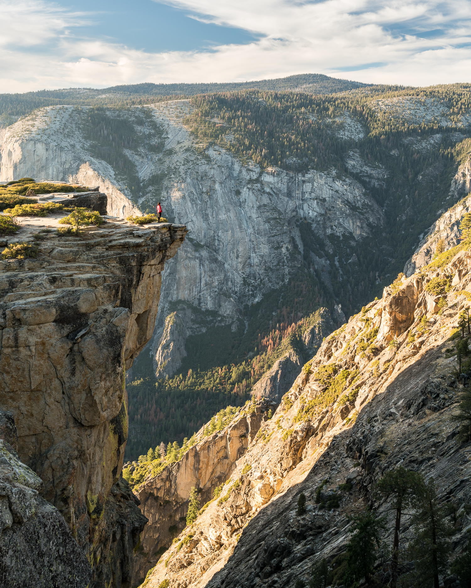 Health & Wellness - Free Your Fork - Billy DeKom Photography Taft Point