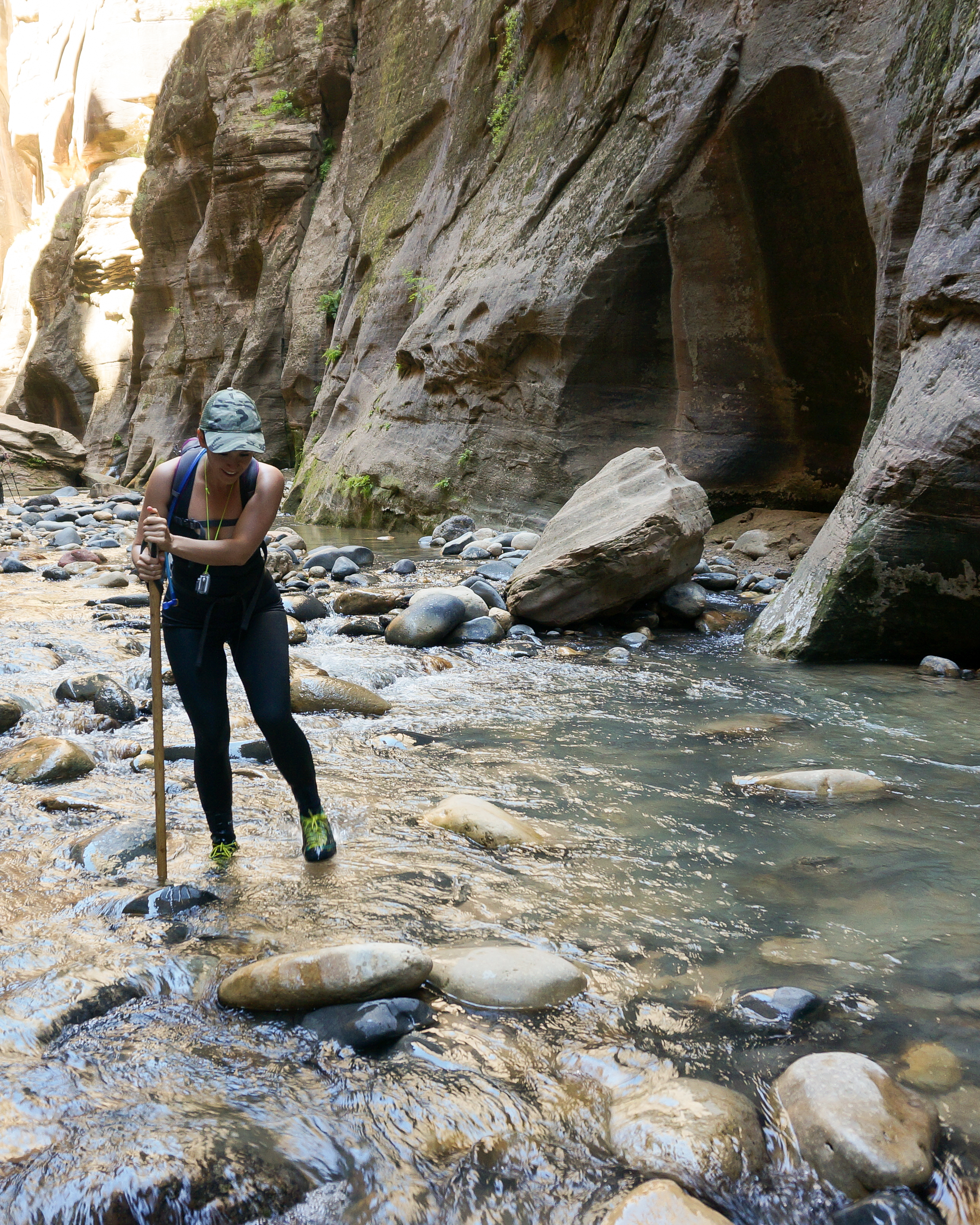 Health & Wellness - Free Your Fork -Billy DeKom Photography Zion Narrows