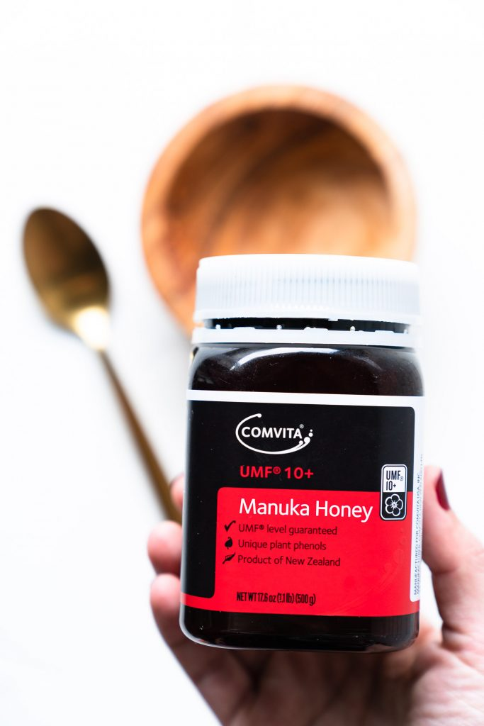 Manuka Honey - DIY Face Mask Ingredients - Free Your Fork